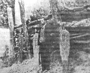 Fr. Pro facing the firing squad