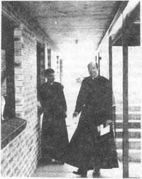 Fr. William Welsh and Fr. Lionel Hery
