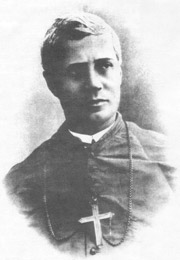 St. Pius X as Bishop Sarto of Mantua