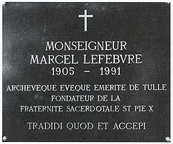 [Image: Lefebvre_grave_marker.jpg]
