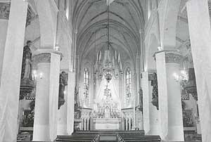 St. Clements altar