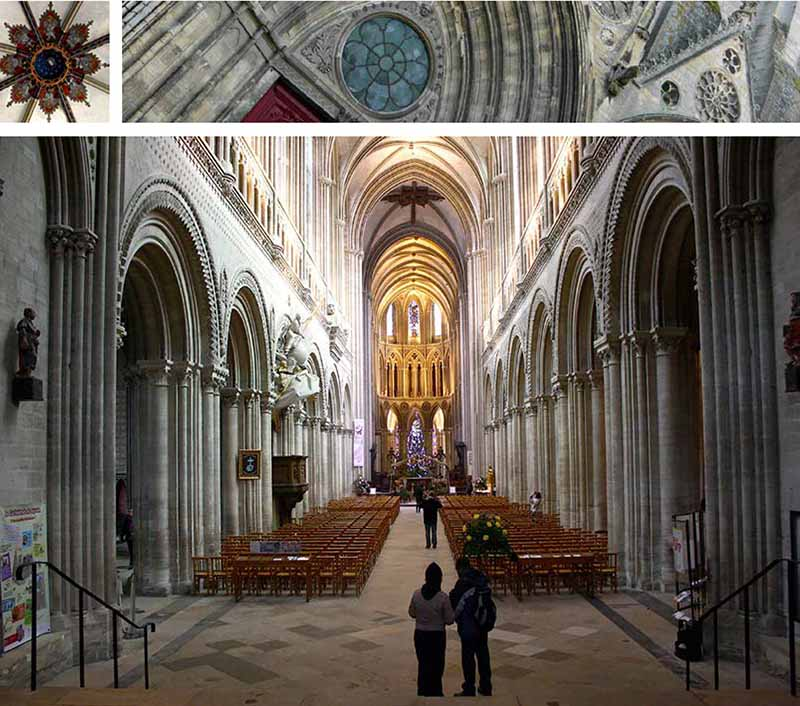 Bayeux Cathedral 54