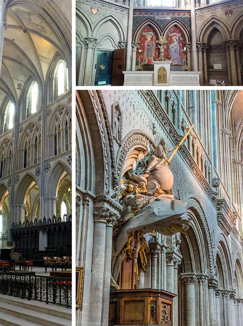 Bayeux Cathedral 55